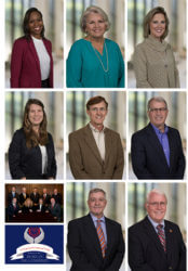 2017 Heart of the Community Awards of Honor Recipients