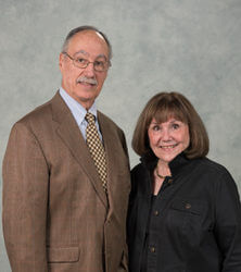 Libby and Ira Levy, 2018 HOC Board of Governors Recipients