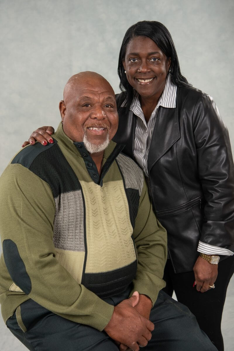 Bill and Faith Collins, 2019 HOC Board of Governors Award Recipients