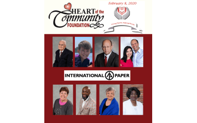 2020 Heart of the Community Awards of Honor Recipients