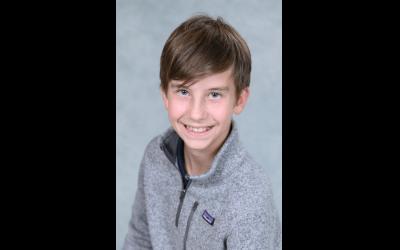 Whit Molnar, 2020 HOC Young Heart Award Recipient